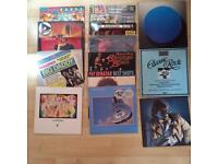 LP Collection - approx 50 albums