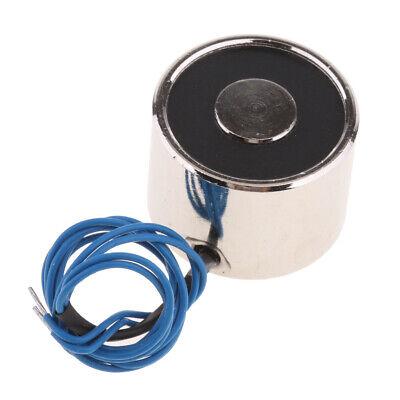 12v 22lb 10kg Electric Lifting Magnet Electromagnet Solenoid Lift Holding