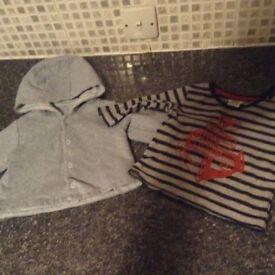 Boys clothes bundle 3-6 month next, mamas and papas