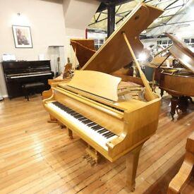 Carlmann Baby Grand Piano Satin Polyester By Sherwood Phoenix Pianos