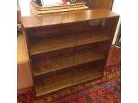 Lovely wooden bookcase