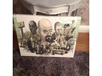 Walter White breaking bad picture only £10