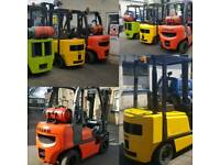 Quality Forklifts at affordable prices