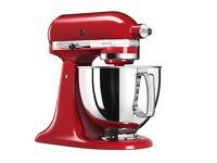KitchenAid Artisan 5KSM125BER 4.8 L Stand Mixer - Empire Red (New)