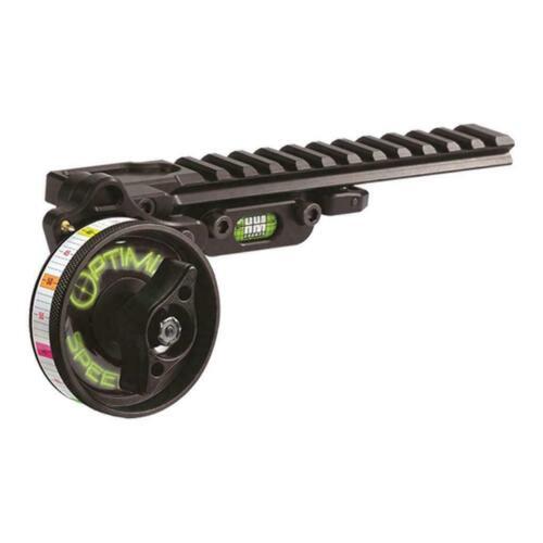 HHA Archery Optimizer Lite Speed Dial Cross Bow Sight 100yds