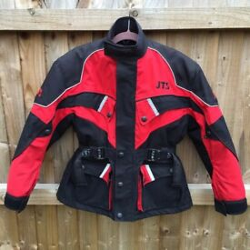 JTS Childs/Small Adult Motorcycle Jacket