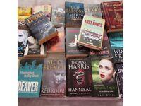 Joblot 82 Books