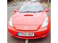 Toyota celica vvti. Very clean