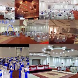 Wedding venue, hall hire, party venue, Mehndi hall