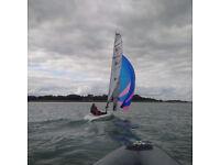 RS Elite Sailing boat