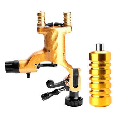 Dragonfly Rotary Tattoo Maschine Motor Liner Shader Silent Running + Grip (Dragonfly Rotary Maschine)