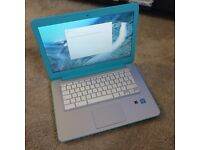 HP Chromebook 14 inch. Excellent condition & High Speed Internet