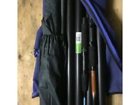 Fishing tackle for beginner in carry bag check my other ads