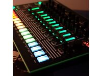 Roland TR-8 Mint, Fully expanded with 909, 808, 727, 707 and 606!