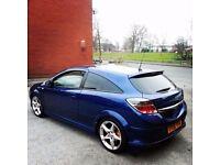 Vauxhall Astra H Mk 5 1.7 CDTI SXI, 3 DOOR Metallic blue, Excellent driving car