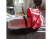 3 in 1 mothercare travel system