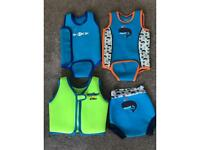 Baby/toddler swim items