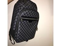 Damier Louis Vuitton backpack