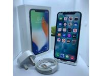iPhone X Excellent condition Silver / White 64gb Unlocked