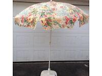 Sun Umbrella and stand
