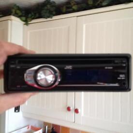 Jvc kd-r303 CD player
