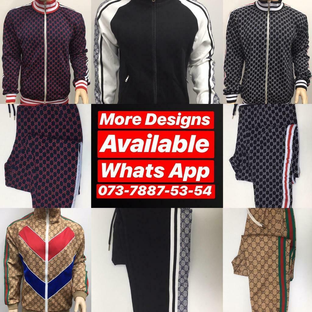 069ac4e63 Gucci Fendi Moncler Tracksuits Gucci Jacket Givenchy bottom top ...