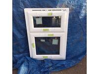 UPVC Window 680mm x 950mm ref 266