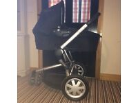 Quinny Buzz Pushchair & Dreami carrycot
