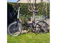 Ridgeback Ambassador folding bike
