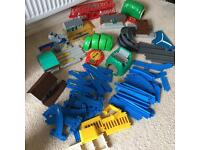 Tomy trackmaster massive bundle