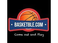 Friday Canary Wharf Basketball Pickup Game