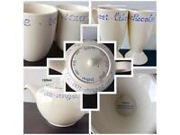 Whittard of Chelsea 'wisdom of a cup ' Teapot, Mugs , Tall Mugs