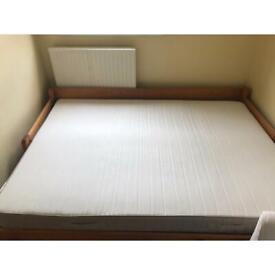 IKEA Hafslo double mattress