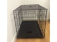 Dog cage for sale perfect condition