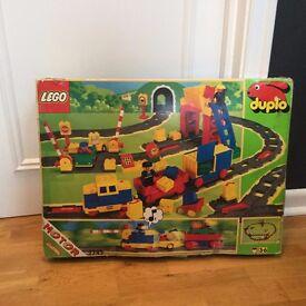 Lego Duplo Deluxe Electric Train Set