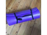 Yoga Mat - Extra Thick 1.5cm
