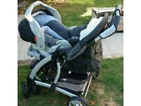 Mothercare Graco Travel System - Pushchairs & Car Seat