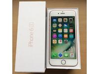 IPhone 6s Rose Gold 32gb UNLOCKED with Apple Warranty