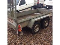 Indespion 2 Axle trailer