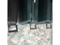 Large 2 wheeled Samsonite Suitcases