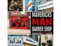 Barber wanted part time or Saturday Sunday to very busy barber shop in town centre Guildford