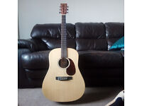 MARTIN DX1AE - W/CASE - PERFECT CONDITIONS