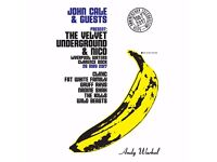 4 tickets available John Cale Velvet Underground with Kills and Wild Beasts liverpool albert docks.