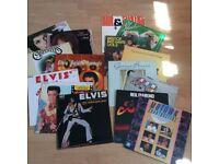 Vinyl records (Albums)