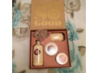 Body Shop Cocoa set