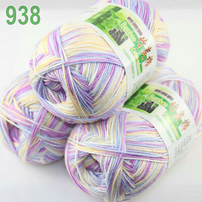 пряжа 3 balls×50g Super Soft Natural