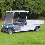 Club Car Carryall 6, Golfkar, Transportkar, Transporter,