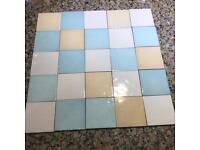 25 Napoli Tiles Wall tiles (0.25sq metre)