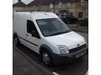 Transit Connect T220 LWB 105.000 mi £1300 ono open to sensible offers