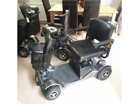 Electric mobilty Scooter x 2. 1 is unused the other has not much use. Excellent almost new.